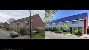 Uitgevoerde NOM renovatie in Heerhugowaard in kader v Stroomversnelling